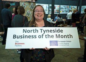 North Tyneside Business of the Month, enjoymuzic