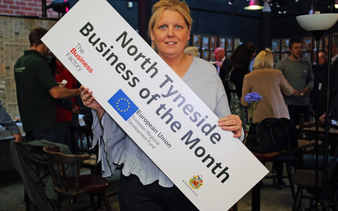 Easy as Pie for October's North Tyneside's Business of the Month