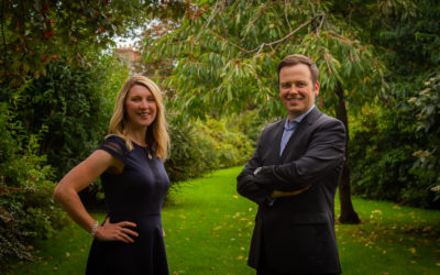 Global Hospitality Duo return to North East to Launch Halo Business Consulting