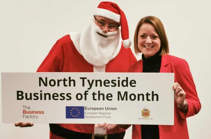 Helen Ross, Bright & Beautiful North Tyneside Business of the Month