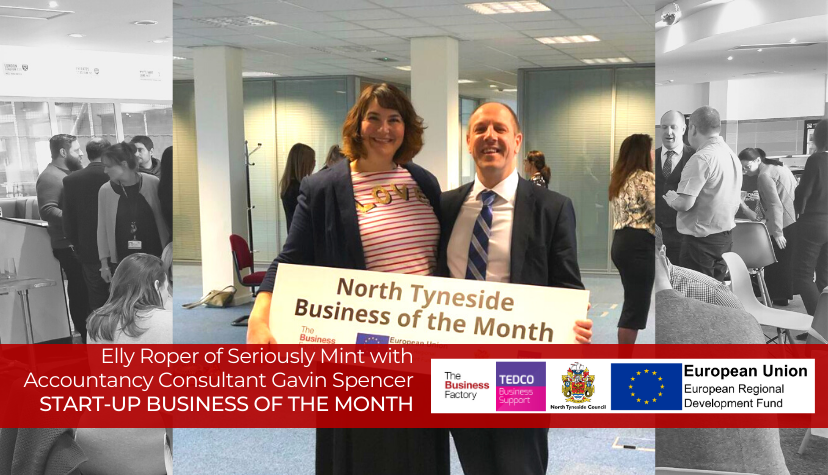 5 minutes with Business of the Month Seriously Mint