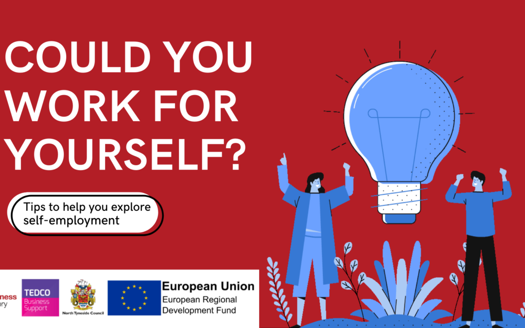 Could you work for yourself?
