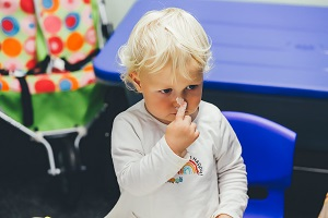 Little Acorns Childcare - Messy Fun - Photo credit For You Photography